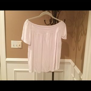 NWT SO Off The Shoulder Knit Top -XS